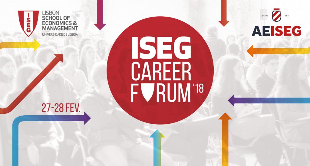 Beamian participe, en tant que service d'enregistrement et de transmission de données, au Forum des carrières de l'ISEG 2018