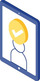 Check-in électronique et gestion de la capacité d'accueil